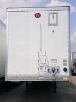 "New Great Dane Champion CS1 Van Trailers with 16"" Logistic Post Centers 3"
