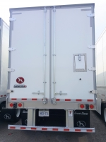 "New Great Dane Champion CS1 Van Trailers with 16"" Logistic Post Centers 4"