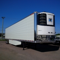 NEW GREAT DANE EVEREST EVEREST TANDEM HIGH CUBE REEFER TRAILERS 6