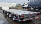2021 DOONAN CHAPARRAL DEEP DROP TRIDEM 53' ALL ALUMINUM STEPDECKS 4