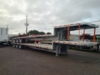 2021 DOONAN CHAPARRAL DEEP DROP TRIDEM 53' ALL ALUMINUM STEPDECKS 1