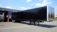 NEW GREAT DANE FREEDOM LT 53' COMBO TANDEM  FLATBED TRAILERS WITH VERDUYN EAGLE SLIDE KIT 5