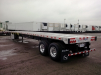 NEW GREAT DANE FREEDOM LT 53' COMBO TANDEM AXLE FLATBEDS 2