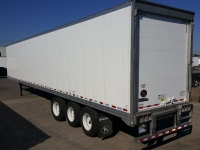 2020 GREAT DANE EVEREST TRIDEM FLAT FLOOR SWING AND ROLL UP DOOR REEFER TRAILERS 2