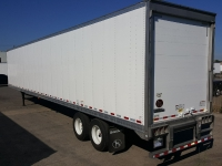 2020 GREAT DANE EVEREST TANDEM ROLL UP DOOR REEFER TRAILERS 1