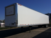 2021 GREAT DANE EVEREST TANDEM 53' ROLL UP DOOR REEFER TRAILERS 2