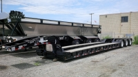NEW ETNYRE 55 TON HYDRAULIC DETACHABLE LOWBOY FLOAT TRAILER 1