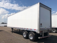 NEW 2023 GREAT DANE 42' ROLL UP REEFERS WITH SIDE DOOR AND DUAL TEMP PREP 1