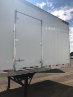NEW 2023 GREAT DANE 42' ROLL UP REEFERS WITH SIDE DOOR AND DUAL TEMP PREP 3